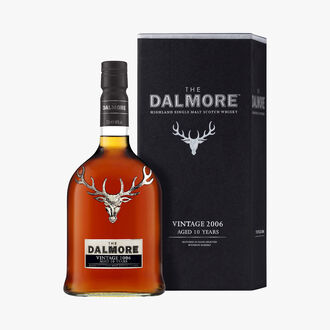 Whisky The Dalmore Vintage 2006 The Dalmore