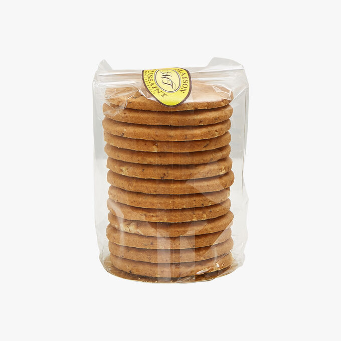 Les Bons Sablés hazelnut biscuits Maison Toussaint