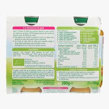 Baby food jars: mixed vegetables HiPP