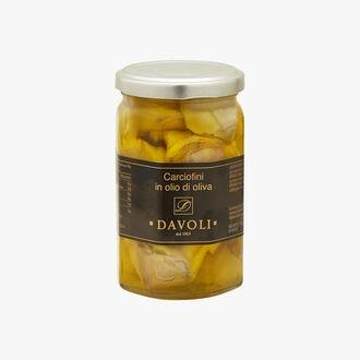Artichokes in Olive Oil Davoli