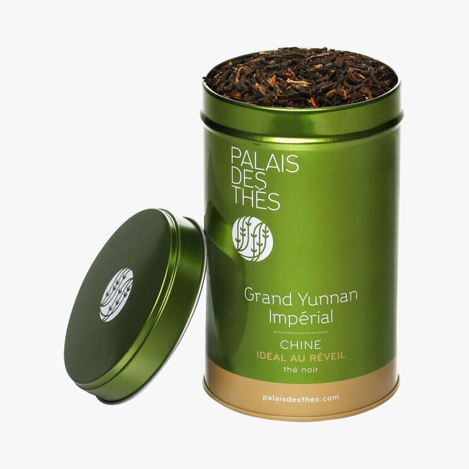 Grand Yunnan, thé noir de Chine Palais des Thés