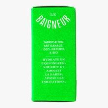 Coffret barbe et visage, huiles prune-noisette, chanvre-raisin et argan-baobab Le Baigneur