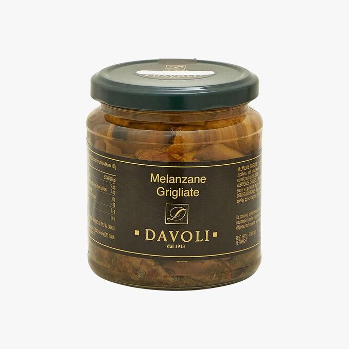 Melanzane Grigliate - Grilled aubergines Davoli