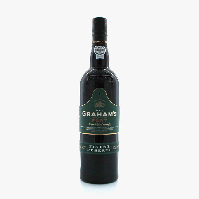 Porto Graham's Finest Reserve Graham's