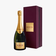Krug Grand Cuvée Champagne 166th edition gift box Krug