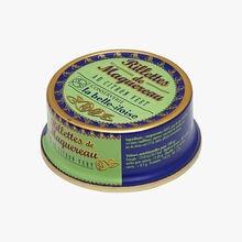 Mackerel rillettes with lime Conserverie la Belle-Iloise