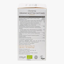 Organic Oatcakes Clearspring