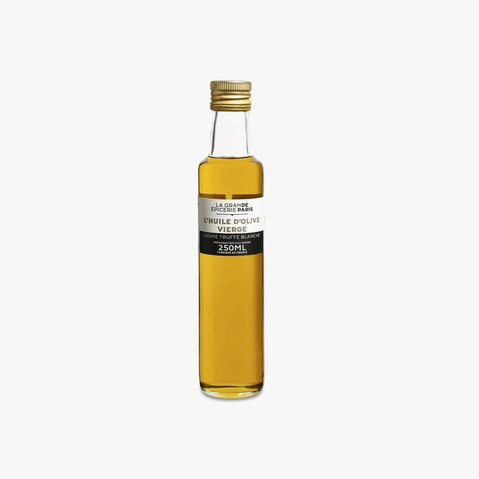 Virgin olive oil flavoured with white truffle La Grande Épicerie de Paris