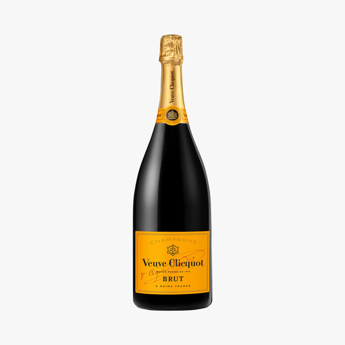 Magnum de Champagne Veuve Clicquot brut Carte Jaune Veuve Clicquot
