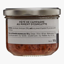 Country Pâté with Espelette chili   La Grande Épicerie de Paris