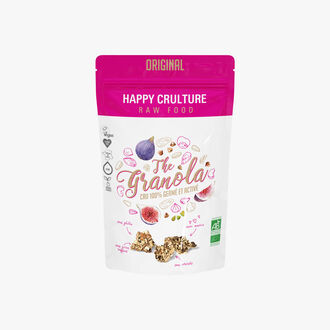 Original granola Happy Crulture