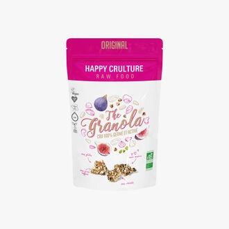 Granola original Happy Crulture