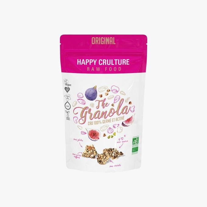 Original granola Happy Crulture