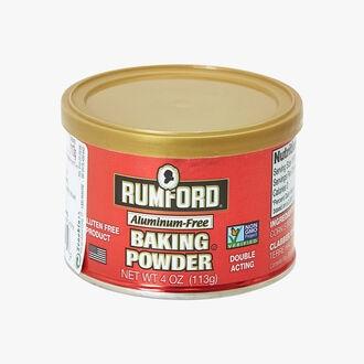Poudre à lever Rumford
