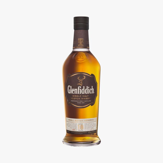 Whisky Glenfiddich 18 ans Glenfiddich