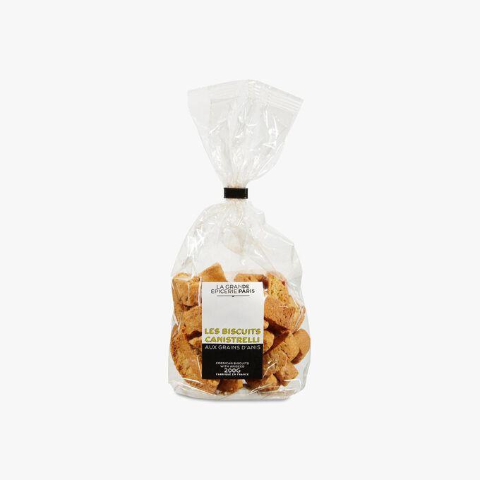 Canistrelli corses aux grains d'anis La Grande Épicerie de Paris