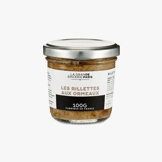 Abalone rillettes La Grande Épicerie de Paris