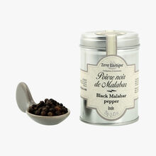 Black Malabar pepper Terre Exotique