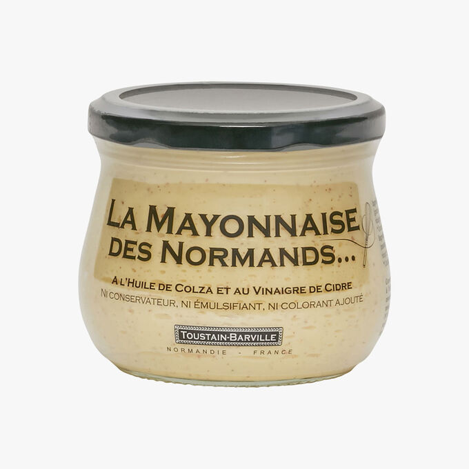 Mayonnaise from Normandy Toustain-Barville