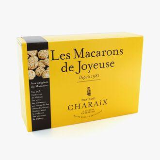 Joyeuse macaroons Charaix