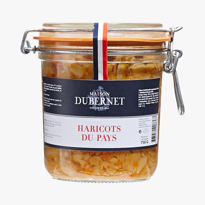 Country beans Maison Dubernet