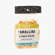 Tarallini with fennel Les deux siciles