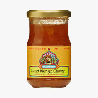 Sweet and sour mango chutney Raajmahal