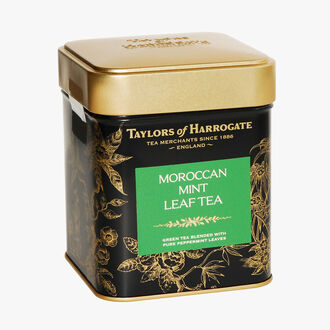 Green tea with mint Taylor's of Harrogate