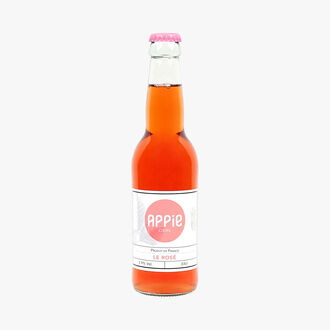 La Rosé cider Appie