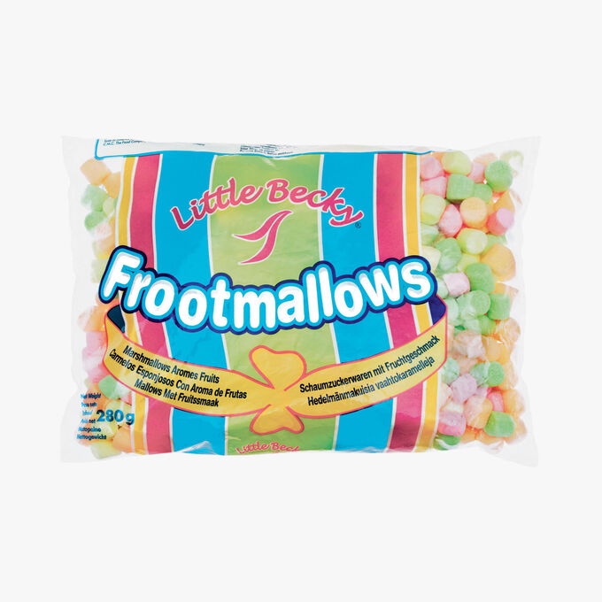 Mini marshmallows fruits Little Becky