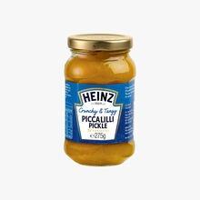 Sauce condimentaire Piccalilli Heinz