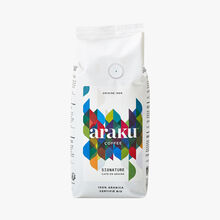 Café en grains - 100 % arabica - Signature Araku