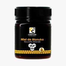 Miel de Manuka IAA10+ - Nouvelle-Zélande Comptoirs et Compagnies