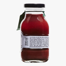 Raspberry and white grape juice Granny's Secret
