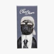 Dark chocolate bar Choc Stars