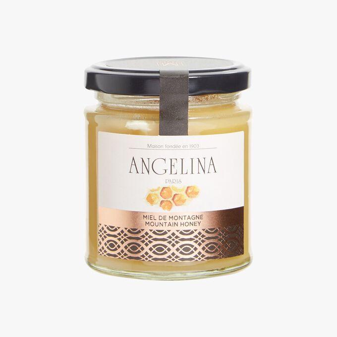 Miel de montagne Angelina