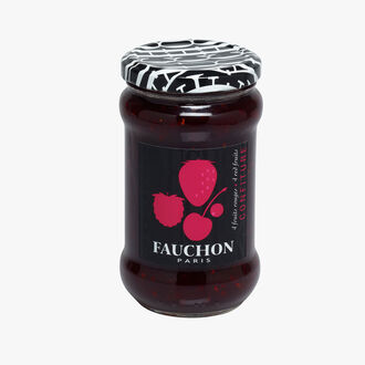 Confiture 4 fruits rouges Fauchon