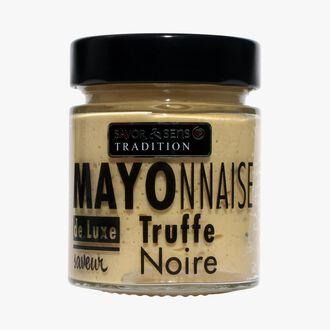 Black truffle-flavoured mayonnaise Savor & Sens