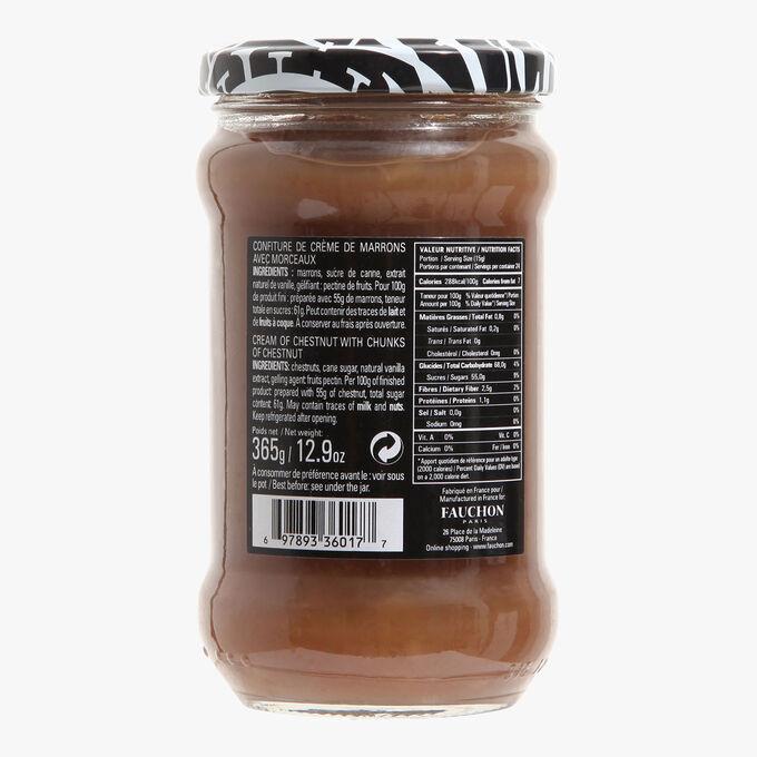 Chestnut cream jam with pieces Fauchon