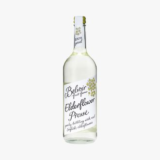 Elderberry flower lemonade Belvoir