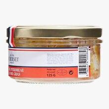 Pâté de perdreau 25% foie de canard Maison Dubernet