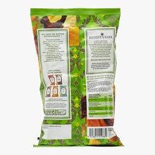 Queen crispy chips - Vegetables - Sweet potato, carrot, parsnip, beetroot Regent's park