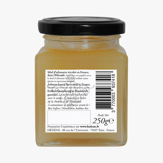 Miel d'Arbousier de l'Hérault Hédène