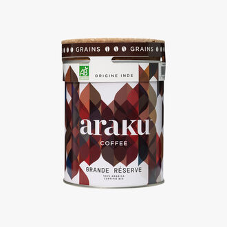 Grande Reserve Coffee beans from India Araku