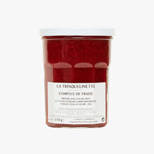 Strawberry compote La Trinquelinette