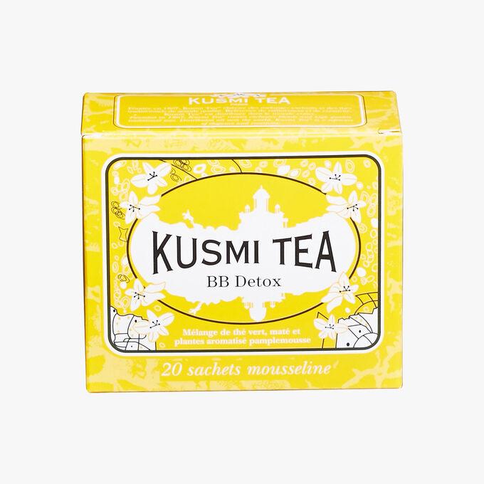 BB détox boîte de 20 sachets Kusmi Tea