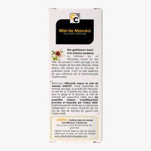 Complément alimentaire à base de miel, miel de Manuka, plantes, propolis et huile essentielle - Spray gorge et bouche Comptoirs et Compagnies