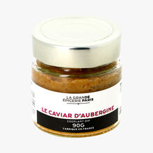 Le caviar d'aubergine La Grande Épicerie de Paris