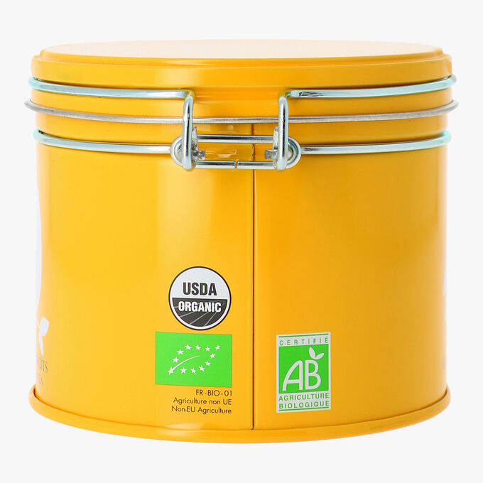 Quatre agrumes - thé vert bio Lov Organic