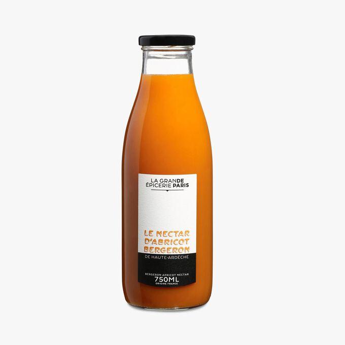 Bergeron apricot nectar from Haute-Ardèche La Grande Epicerie de Paris